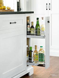 Marvelous Smart Small Kitchen Design Ideas No 40