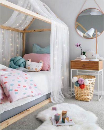 Beautiful Curtain Princess Design Ideas 15