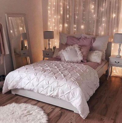 Beautiful Curtain Princess Design Ideas 24