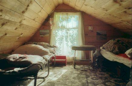 Bedroom Low Ceiling Attic Room Ideas