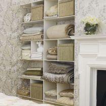 Bedroom Storage Shelves