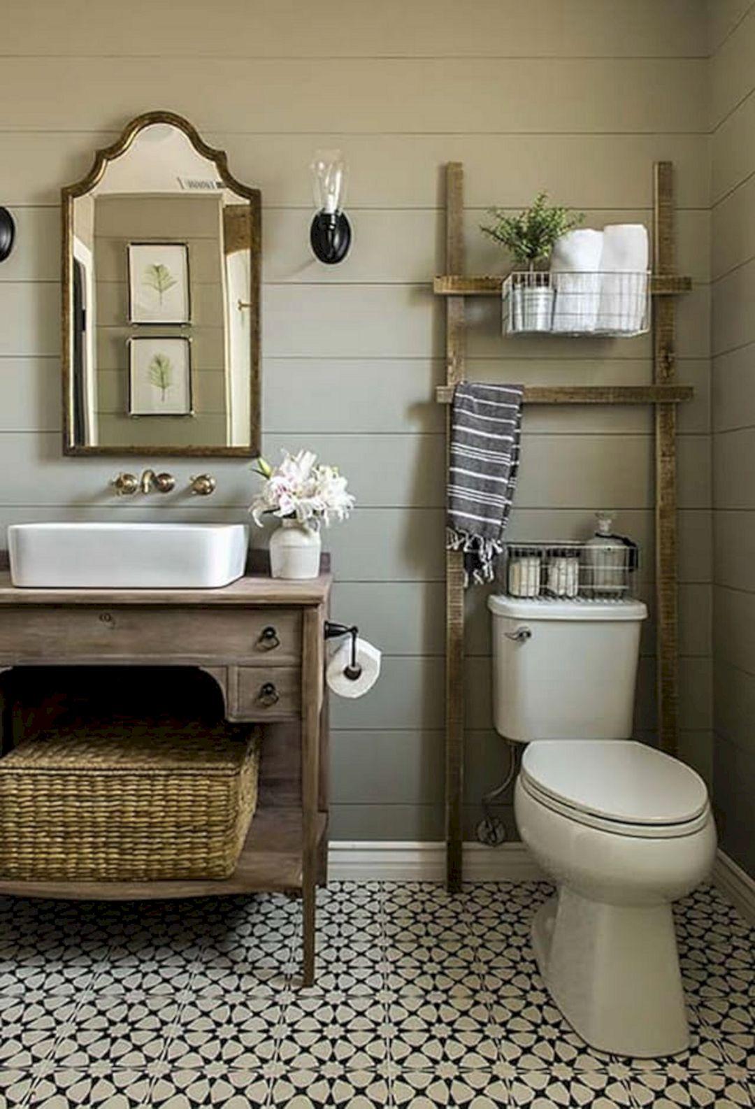 Best Farmhouse Bathroom Design
