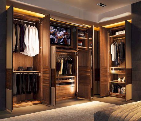 Best ideas about Man Closet 33