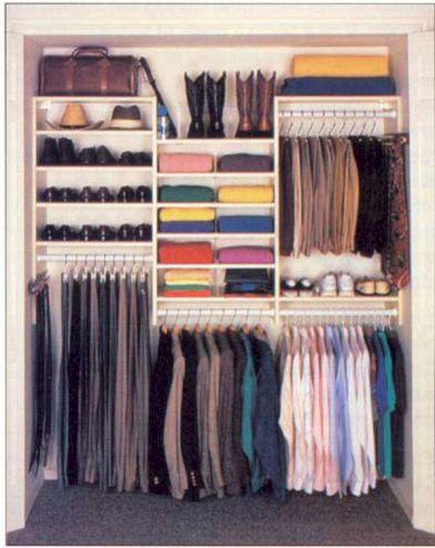 Best ideas about Man Closet 51