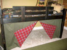 Boy Bedroom Camping Fishing
