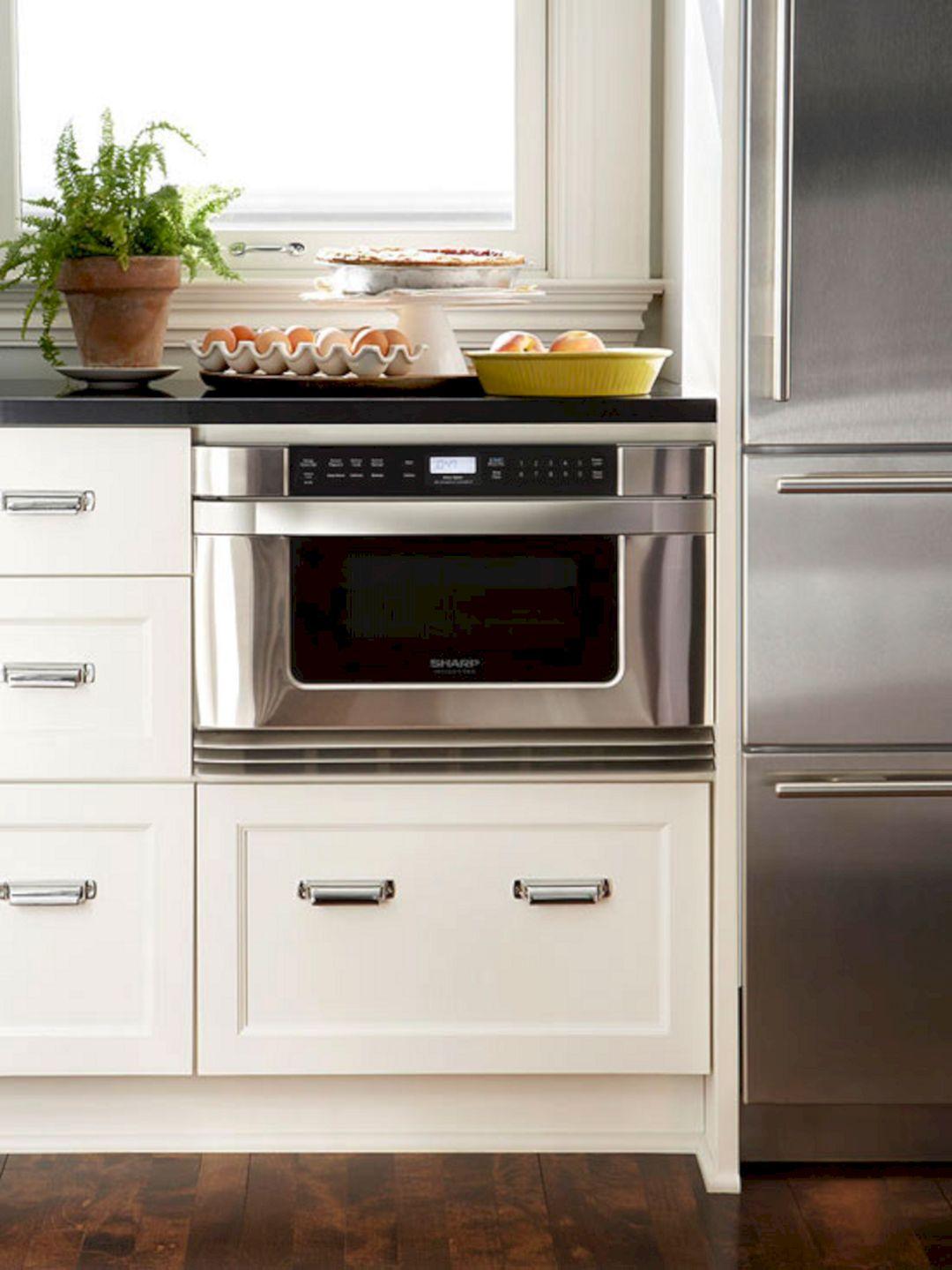 Best Microwave Cabinet Ideas Decoredo