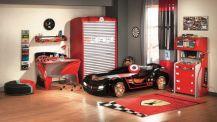 Car Themed Kids Bedroom Furniture