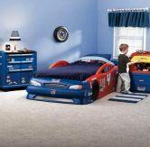 Cars Boys Bedroom Furniture Sets