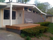 century modern home exterior - Mid Century Modern Home Exterior