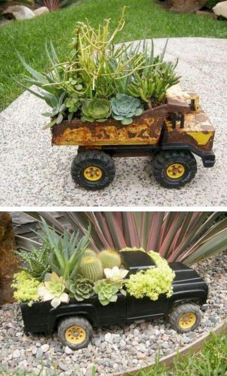 Wonderful DIY Backyard Landscaping Ideas