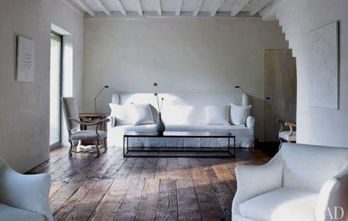 Design Interior Axel Vervoordt
