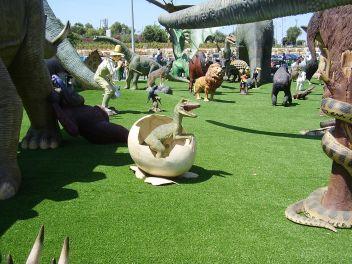 Dinosaur Park Rishon Lezion 27