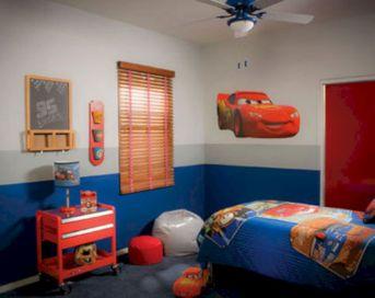 Disney Cars Bedroom Room Idea