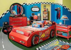 Disney Cars Room Decors