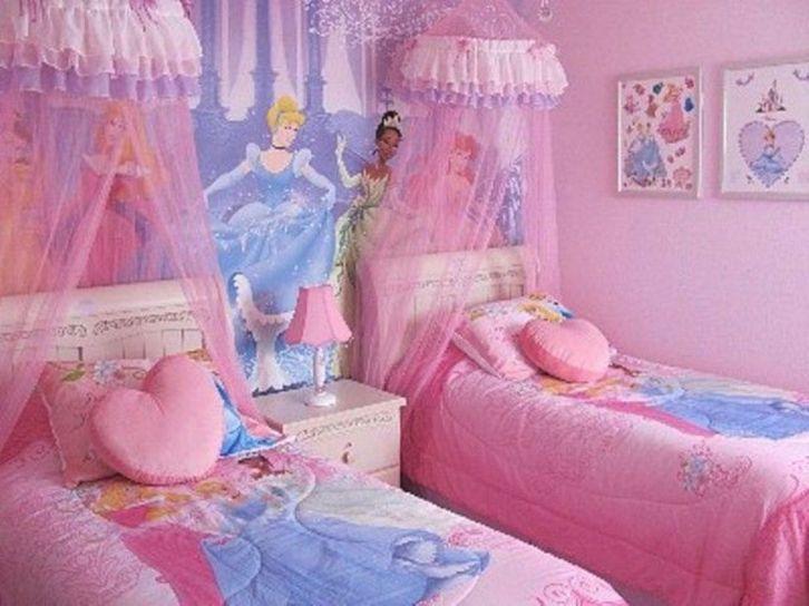 Disney Princess Bedroom Decorating Ideas
