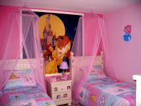 Disney Princess Bedrooms