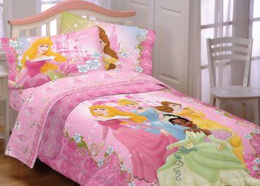 Disney Princess Full Bedding Set