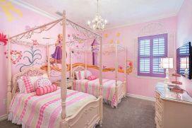 Disney Princess Girls Bedroom Ideas