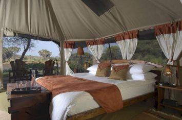 Elephant Bedroom Camp Samburu Kenya