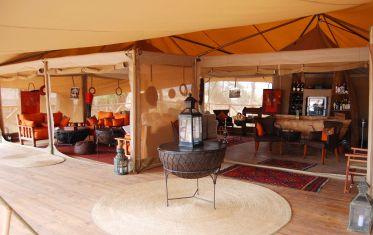 Elephant Bedroom Camping Samburu
