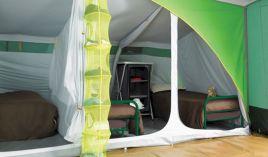 Eurocamp Classic Tent Bedroom