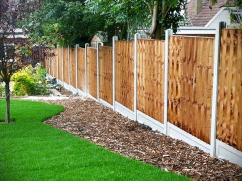 Garden Fence Ideas elegant