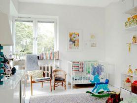 Gender Neutral Baby Nursery Ideas