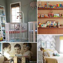Gender Neutral Kids Rooms