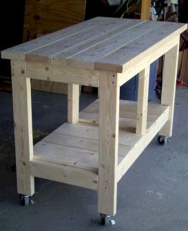Good Ideas About Garage Workbench No 18