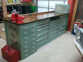 Good Ideas About Garage Workbench No 35