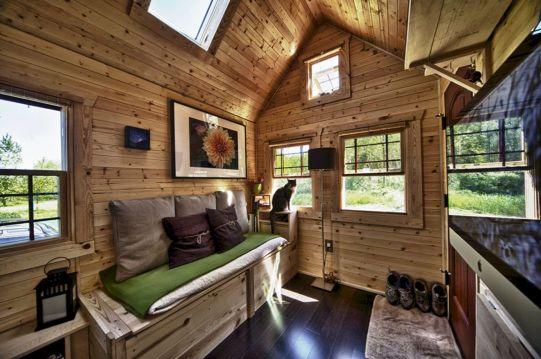 Inside Tiny Houses On Wheels Home