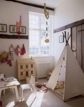 Kids Room with Tee Pee