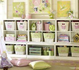 Kids Toy Room Storage Ideas