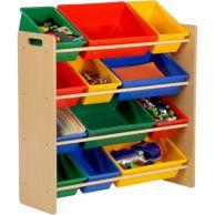 Kids Toy Storage Bins and Organizer