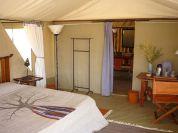 kwihala camp; tanzania