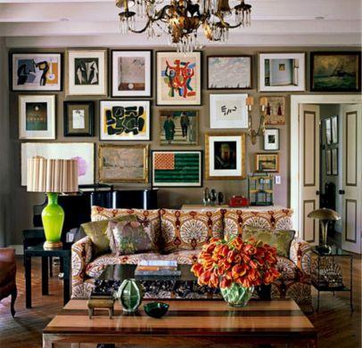 Maximalist Interior Design Ideas No 36