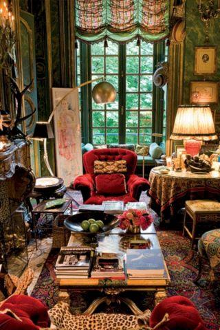 Maximalist Interior Design Ideas No 59