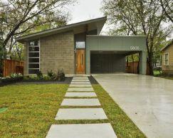 terrific mid century modern home exterior gallery best - Mid Century Modern Home Exterior