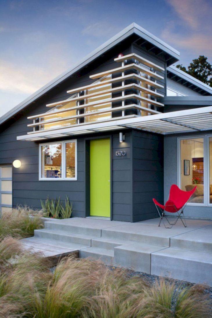 Modern Exterior House Paint Colors