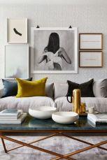 2301 Cozy Sofa Pillow Ideas For Awesome Living Room