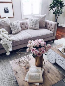 2601 Cozy Sofa Pillow Ideas For Awesome Living Room