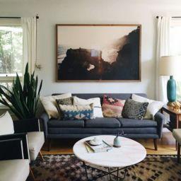 4101 Cozy Sofa Pillow Ideas For Awesome Living Room