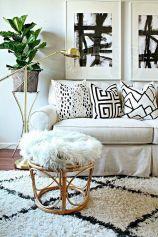 5201 Cozy Sofa Pillow Ideas For Awesome Living Room