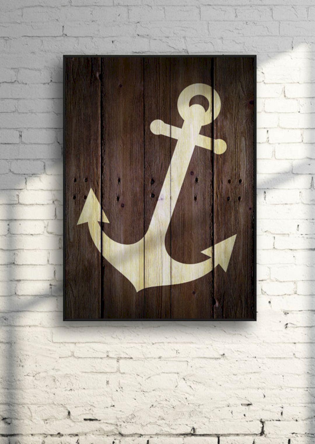 Anchor Nautical Bathroom Decor Decoredo