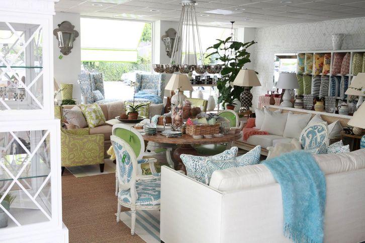 Beach Cottage Living Room Furnitures