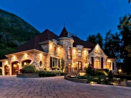 Big Beautiful Castle Homes