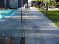 Black Granite Pool Coping