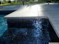Black Granite Pool Tile