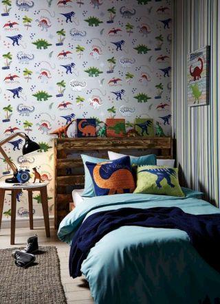 Boys Dinosaur Bedroom Ideas Design