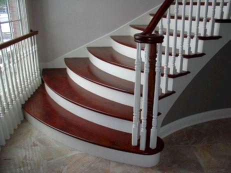 Brazilian Cherry Stairway